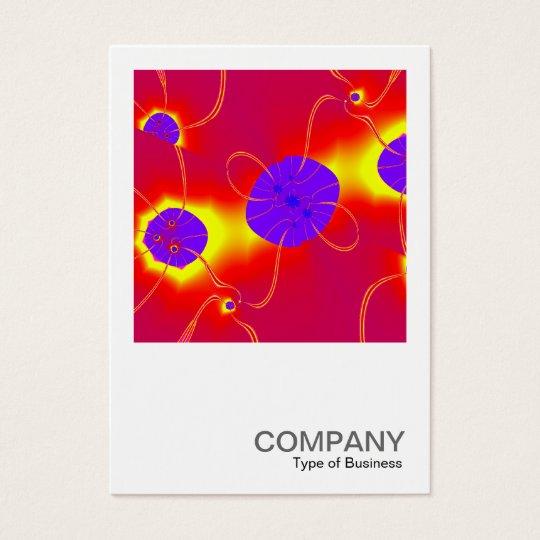 Quadratisches Foto 057 - Fraktal Design Visitenkarte