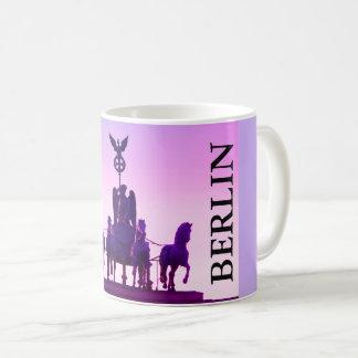 Quadriga-Brandenburger Tor 001.3.T, Berlin Kaffeetasse