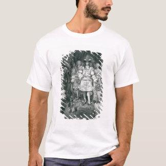 Quäker und König bei Whitehall T-Shirt