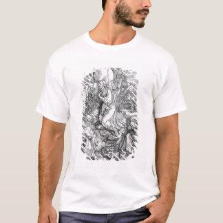 Qual im Garten T-Shirt