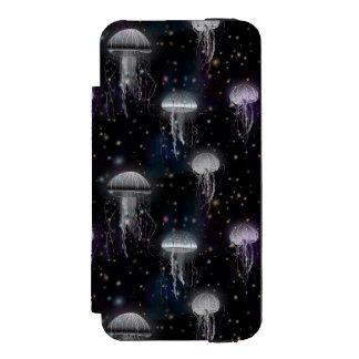 Quallen bis zum Nacht Incipio Watson™ iPhone 5 Geldbörsen Hülle