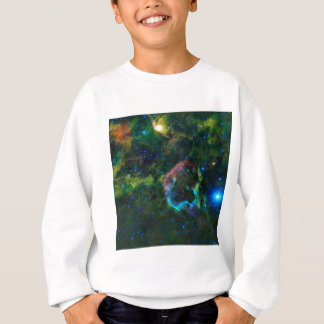 Quallen-Nebelfleck-Supernova-Rest IC 443 Sweatshirt
