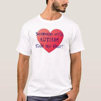 Quelqu'un avec l'autisme a volé ma pièce en t de t-shirt