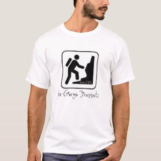 Querstation. Pier Giorgio Frassati T-Shirt