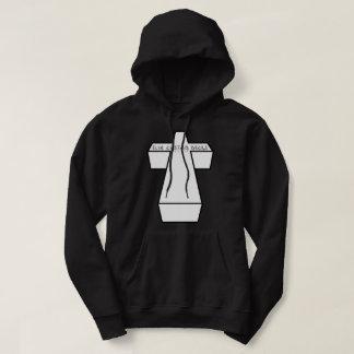 QuerSweatshirt des logos 3D Hoodie