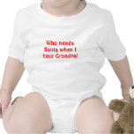 Qui a besoin de Père Noël T-shirts