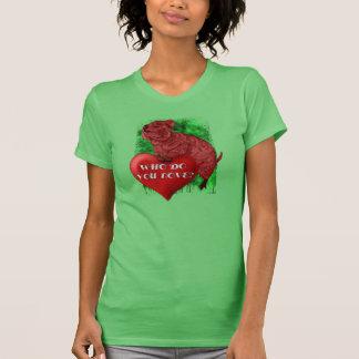 Quokka Liebe-Shirts T-Shirt