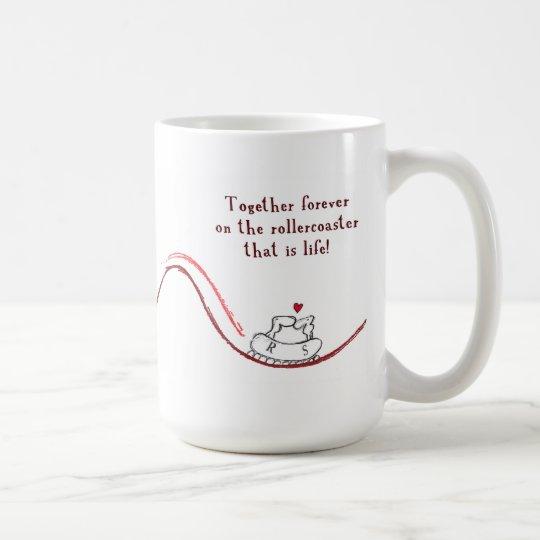 """R-Herz S "" Kaffeetasse"