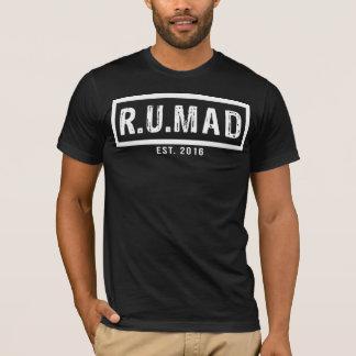 R.U.MAD - Offizieller RUMAD [SIND SIE WÜTEND], T - T-Shirt