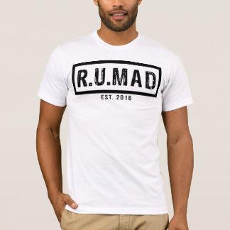 R.U.MAD - Offizielles RUMAD [SIND SIE WÜTEND], T-Shirt