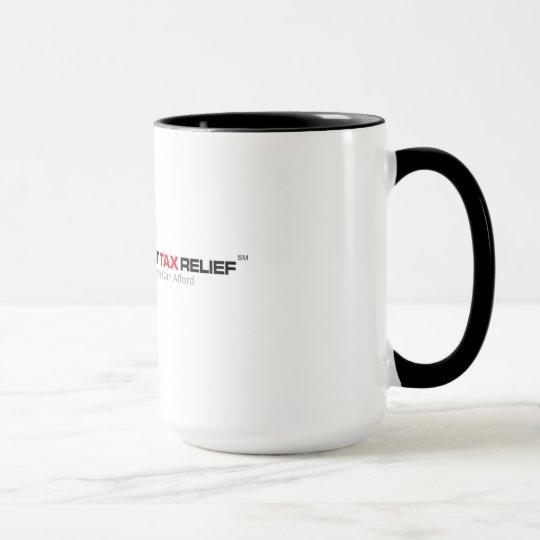 Rabatt-Steuervorteil-Kaffee-Tasse Tasse