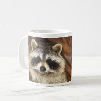 RaccoonSmile Morgen-Kaffee Kaffeetasse