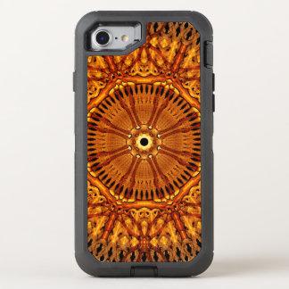 Rad der Alters-Mandala OtterBox Defender iPhone 8/7 Hülle