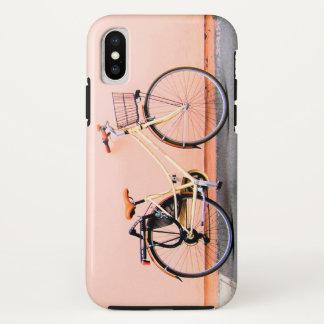Rad des iPhone x hülle