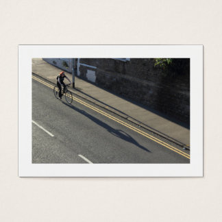 Radfahren Visitenkarte