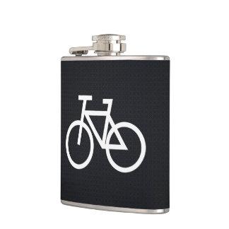 Radfahrenfahrräder minimal flachmann