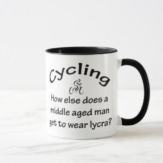Radfahrenmann Tasse