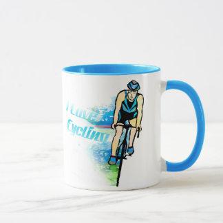 RadfahrenTasse Tasse