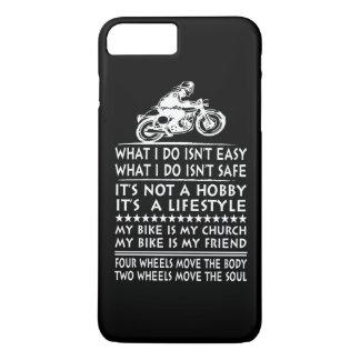 Radfahrer iPhone 8 Plus/7 Plus Hülle
