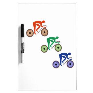 Radfahrer Memoboard