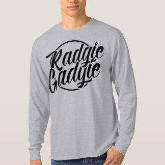 Radgie Gadgie Newcastle Geordie Dialekt-T-Stück T-Shirt