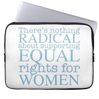 Radikale Frauen Computer Sleeve Schutzhüllen
