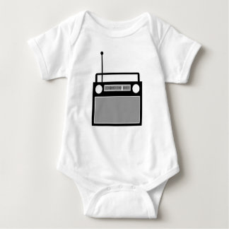 Radio Baby Strampler