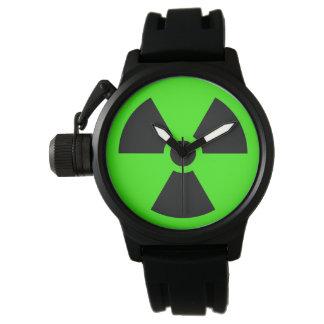 Radioaktiv Armbanduhr