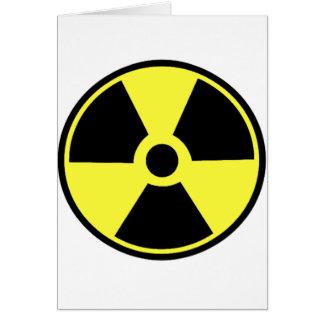 Radioaktiv Karte