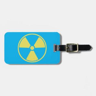 Radioaktiv Kofferanhänger