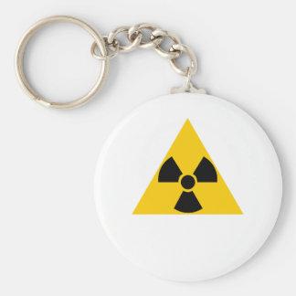 Radioaktiv Schlüsselanhänger
