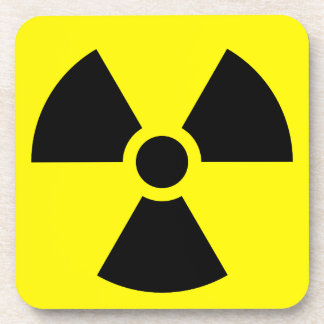 Radioaktiv Untersetzer