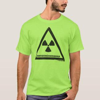 Radioaktive Gefahr (RUS) T-Shirt
