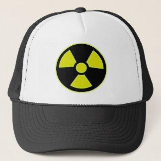 Radioaktiver Hut Truckerkappe
