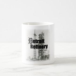 Raffinerie-Leben - Tassengeschichtslektion Kaffeetasse