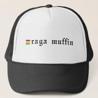 Raga Muffin-Hut Retromütze