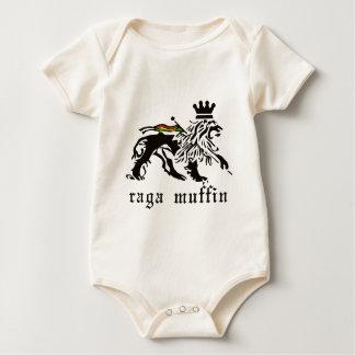 Raga Muffin Judah Baby Strampler