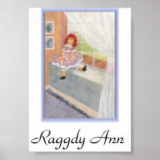Raggdy Ann Poster