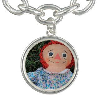 Raggedy Ann-Puppe 1 Armbänder