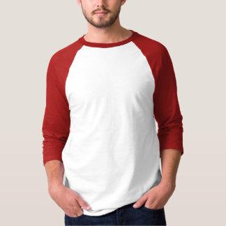 Raglan-T - Shirt der Männer grundlegender 3/4 die