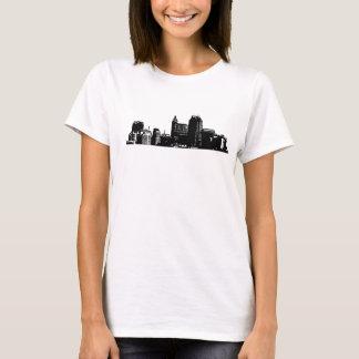 Raleigh - 919 (schwarzes Logo) 2 Seiten T-Shirt