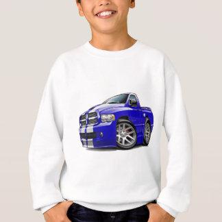 RAM-Blau-Weißer LKW des Dodge-SRT10 Sweatshirt