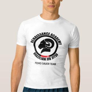 RAM-Kompressions-Spitze/überstürzter Schutz, BJJ T-shirt