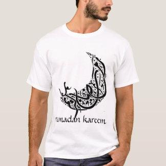 Ramadan Kareem (helle Farben) T-Shirt
