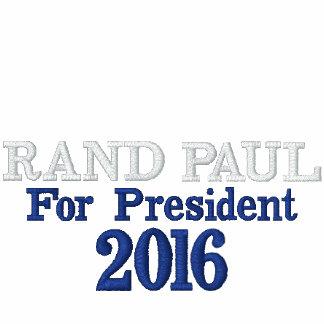 Rand Paul für Polo-Shirt Präsidenten-2016 Männer