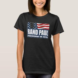 Rand Paul für Präsidenten 2016 T-Shirt