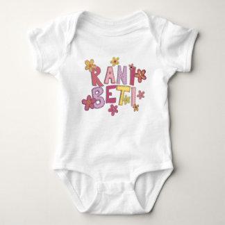 Rani Beti (süßes Mädchen) Baby Strampler