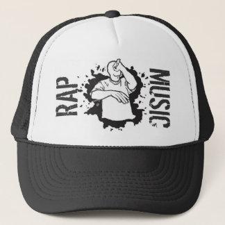 RAP MUSIC - Trucker Kappe Cap Mütze Basecap Caps