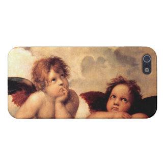 RAPHAEL-Engel Sistine Madonna iPhone 5 Fall Schutzhülle Fürs iPhone 5