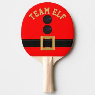 Raquette De Ping Pong Palette faite sur commande de ping-pong d'Elf